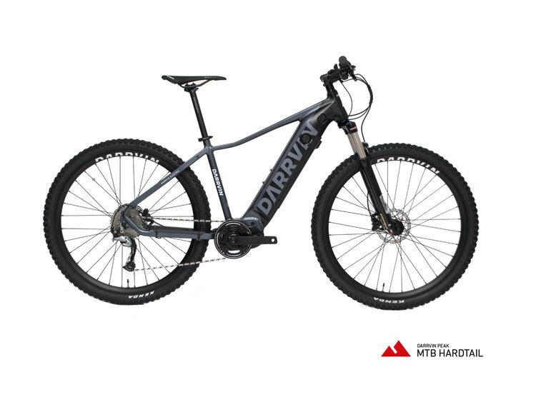 E-Bikes (Hardtail Mountain Bikes)