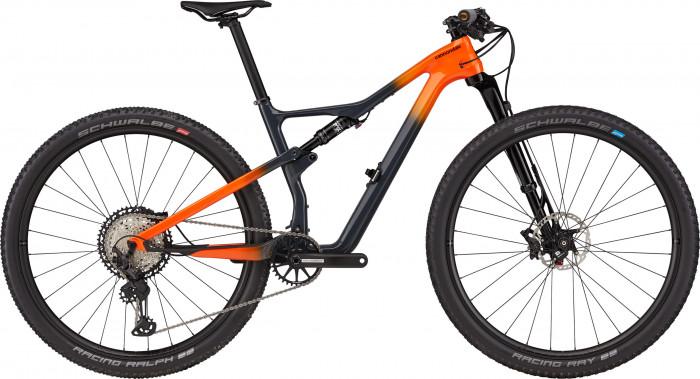 Full Carbon Dual-Sus Mountain Bikes